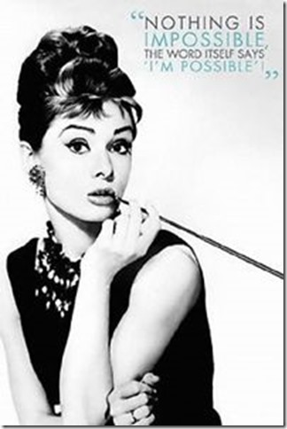 hepburn-quote-impossible